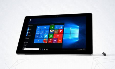Трансформер BlackBook составит конкуренцию Microsoft Surface